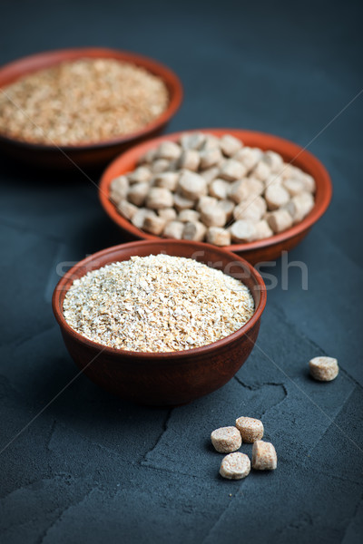 wheat bran Stock photo © tycoon