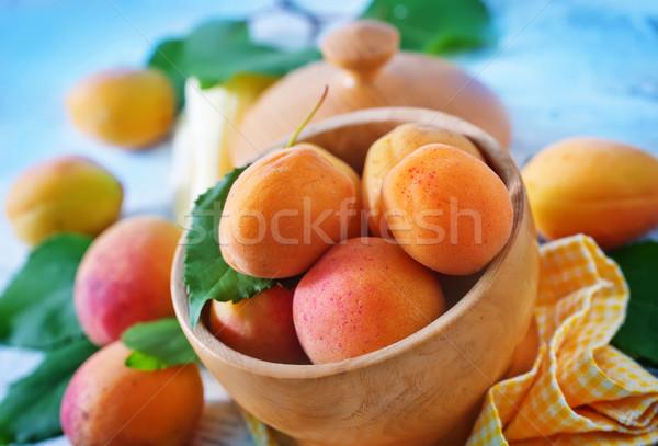 étel gyümölcs nyár élet mezőgazdaság friss Stock fotó © tycoon