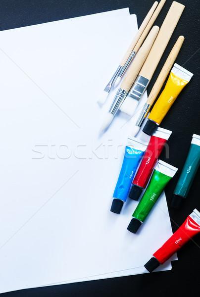 school supplies Stock photo © tycoon