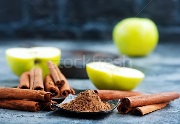 cinnamon Stock photo © tycoon