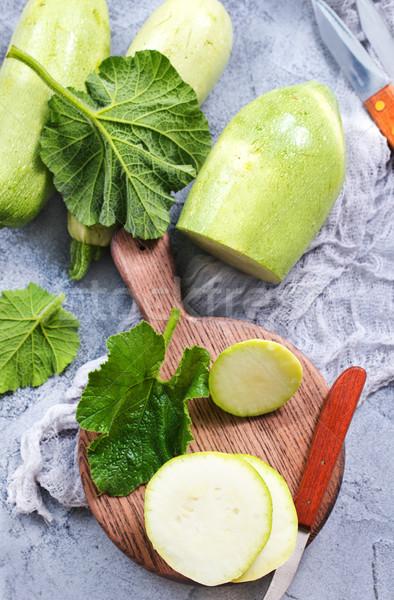 marrow squash vegetable Stock photo © tycoon