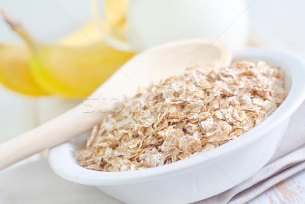 breakfast Stock photo © tycoon