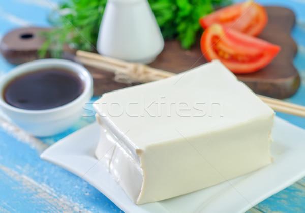 tofu cheese Stock photo © tycoon