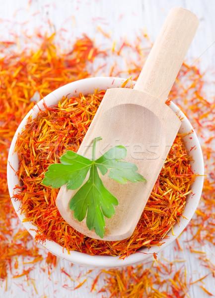 suffron Stock photo © tycoon
