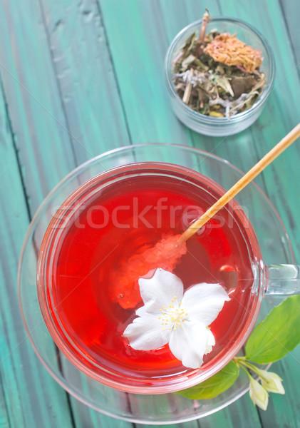 herbal tea Stock photo © tycoon