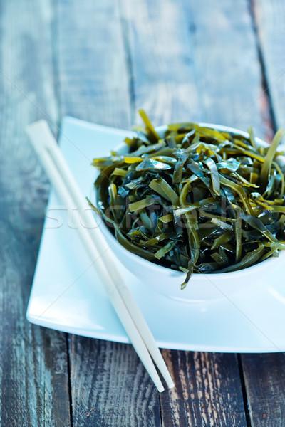 kelp salad Stock photo © tycoon