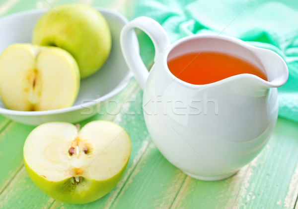 apple juice Stock photo © tycoon