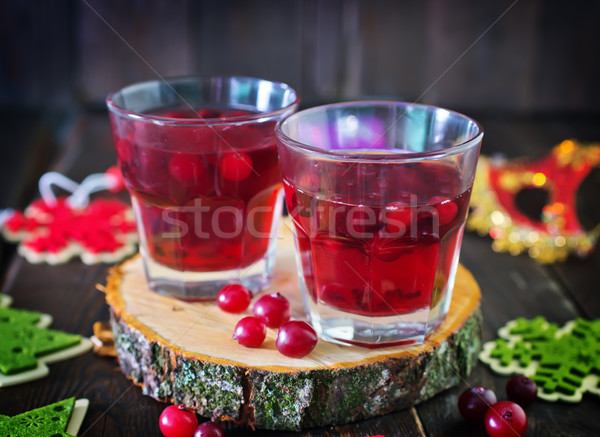 christmas drink Stock photo © tycoon
