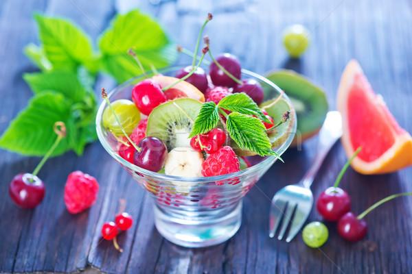 fruit salad Stock photo © tycoon