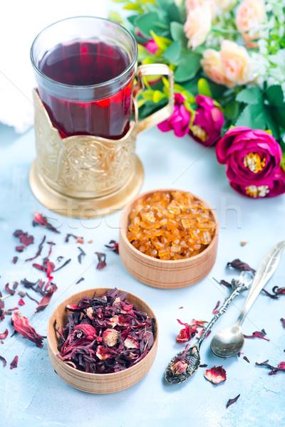 fresh tea Stock photo © tycoon