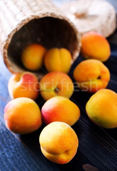 peaches Stock photo © tycoon