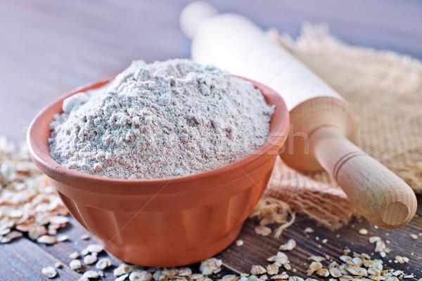 flour Stock photo © tycoon