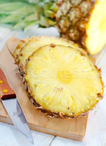 pineapple Stock photo © tycoon