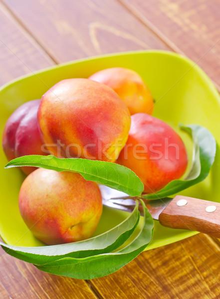 Textúra étel nyár csoport reggeli desszert Stock fotó © tycoon