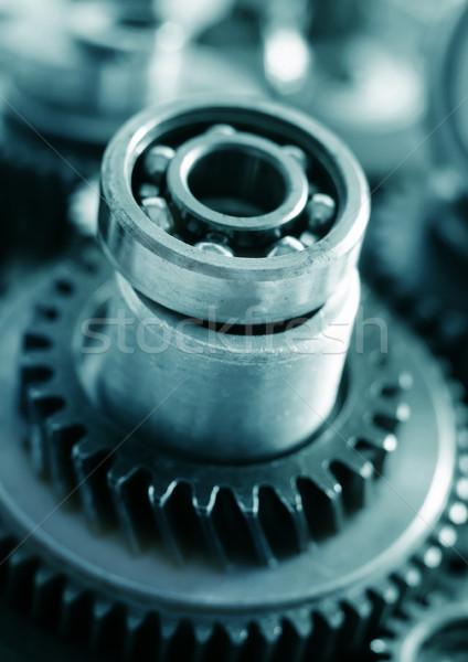 Mechanical ratchets Stock photo © tycoon