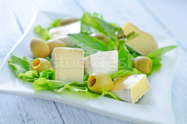 cheese Stock photo © tycoon