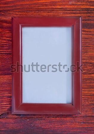 frame Stock photo © tycoon