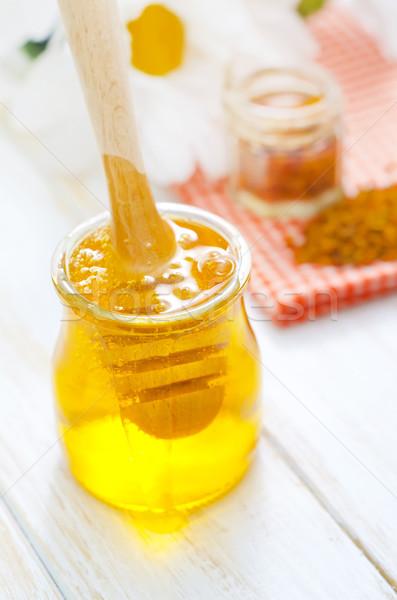 Pólen mel médico medicina abelha cal Foto stock © tycoon