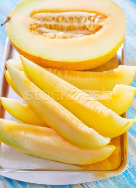 Stock photo: melon