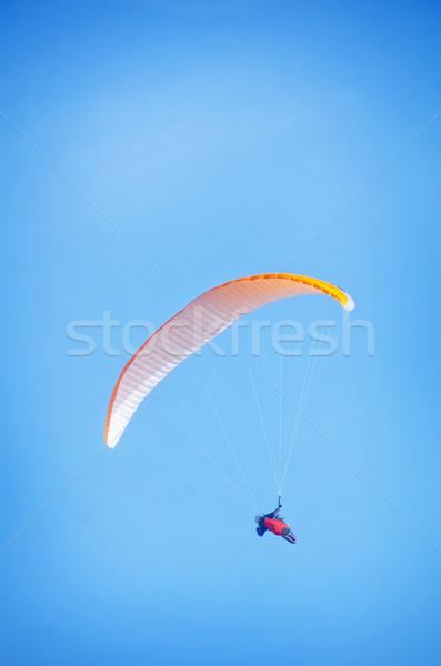 paraglider Stock photo © tycoon