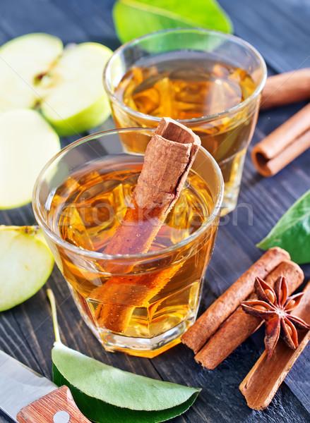 apple cider Stock photo © tycoon
