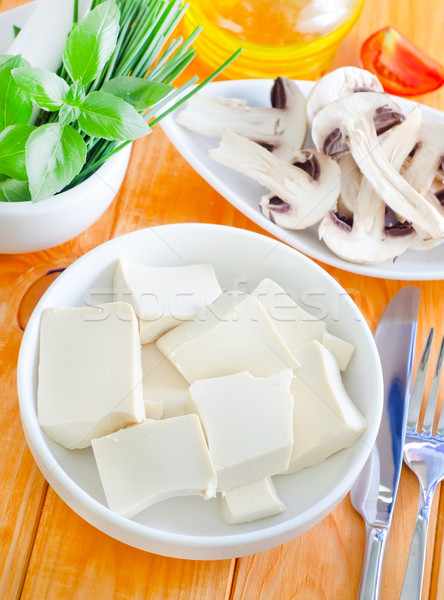 tofu Stock photo © tycoon