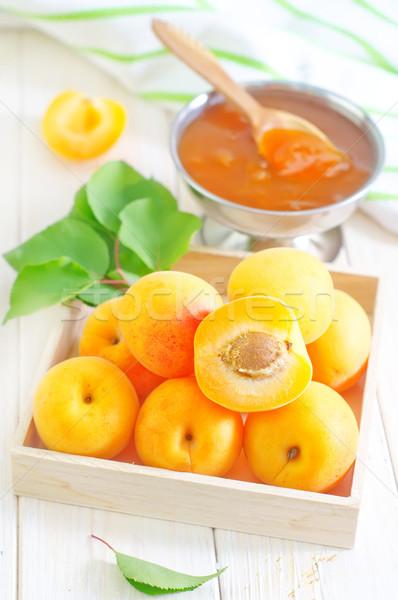 Alimentos naturaleza fondo naranja planta comer Foto stock © tycoon