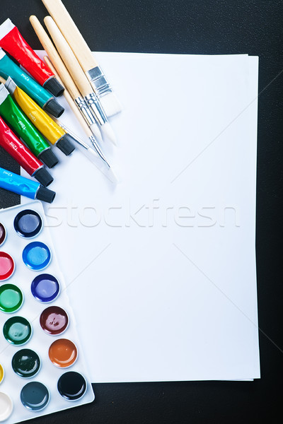 school supplies Stock photo © tycoon