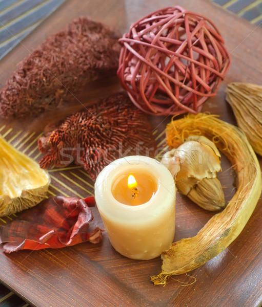 candle Stock photo © tycoon