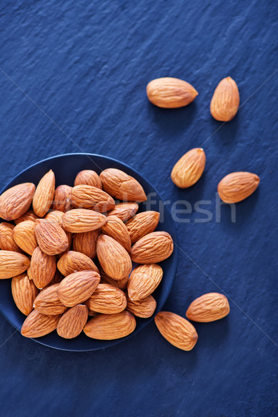almond without shell Stock photo © tycoon