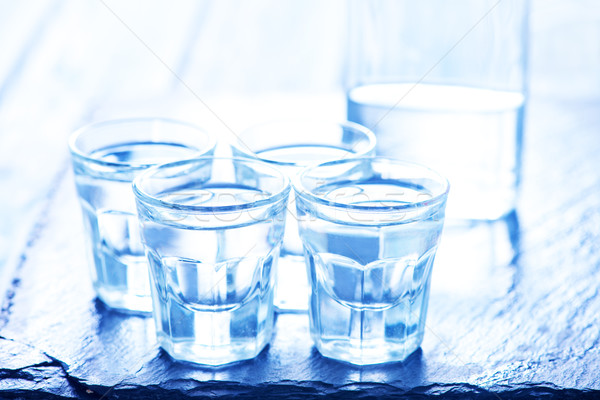 vodka Stock photo © tycoon