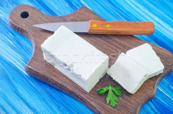 feta cheese Stock photo © tycoon
