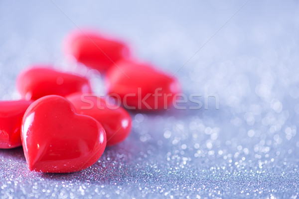hearts Stock photo © tycoon
