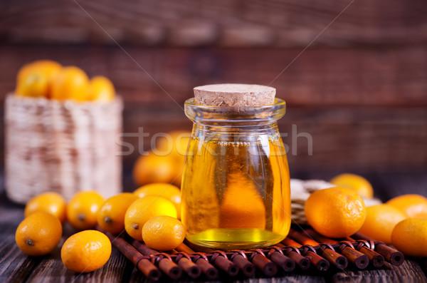 kumqwat oil  Stock photo © tycoon