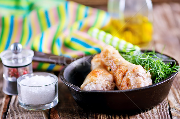homemade food Stock photo © tycoon