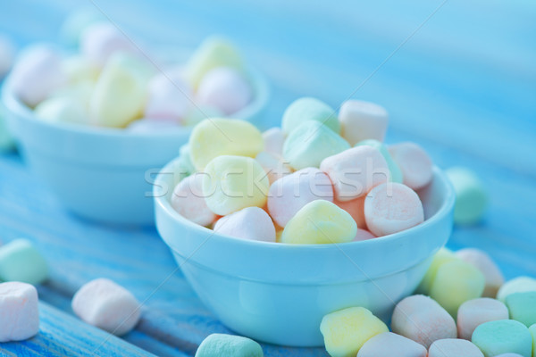 marshmallow Stock photo © tycoon
