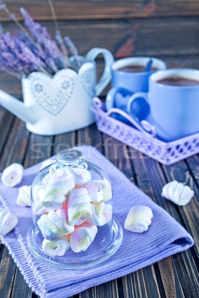 marshmallows Stock photo © tycoon