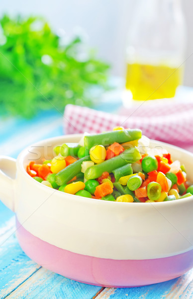 mix vegetables Stock photo © tycoon