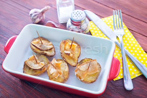 potato Stock photo © tycoon