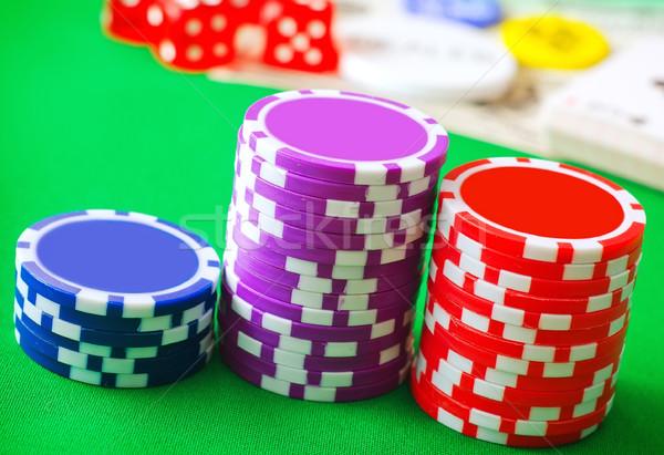poker Stock photo © tycoon