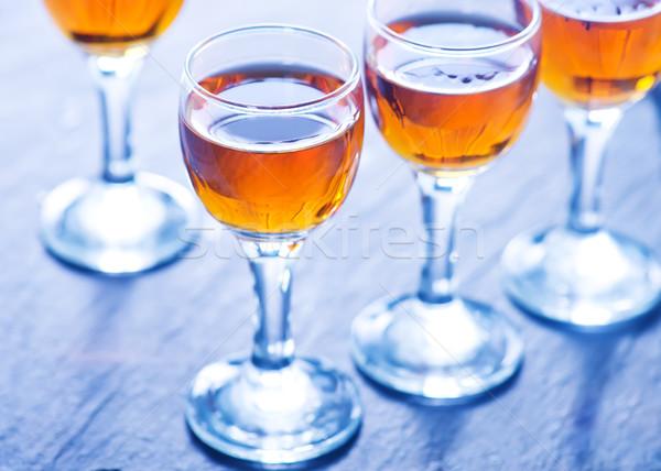 cognac Stock photo © tycoon