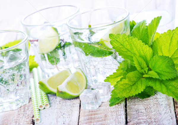 mojito Stock photo © tycoon