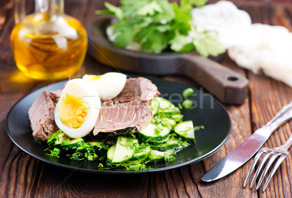 salad Stock photo © tycoon