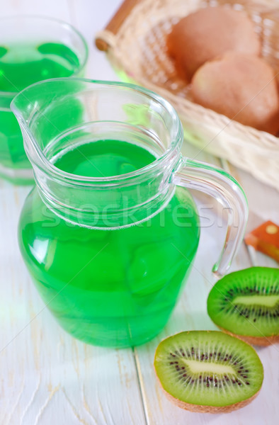 Beber naturaleza salud mesa color jugo Foto stock © tycoon