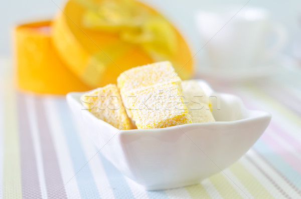 turkish delight Stock photo © tycoon