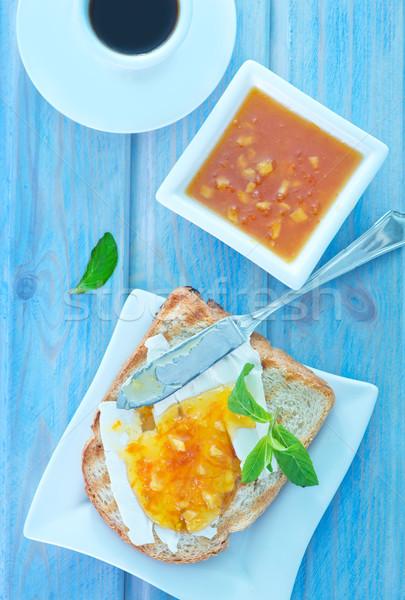 breakfast Stock photo © tycoon