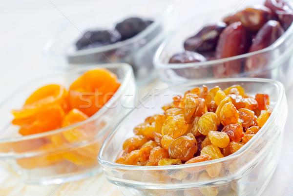 レーズン 日付 食品 背景 アフリカ ストックフォト © tycoon