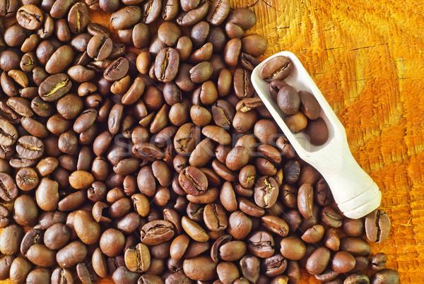 coffee background Stock photo © tycoon