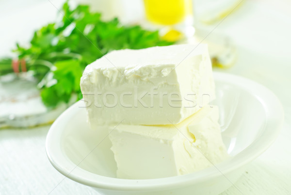 Stock photo: Feta