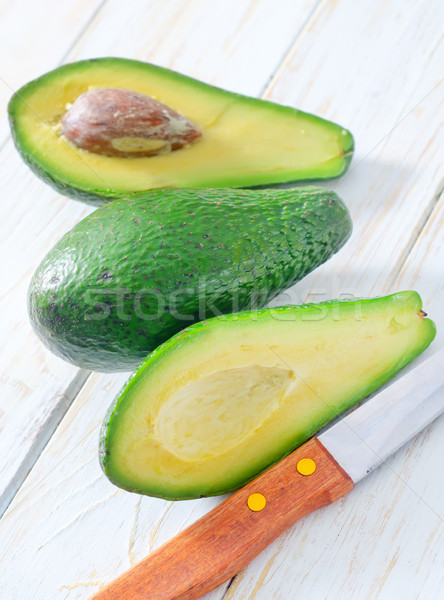 avocado Stock photo © tycoon